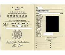 Driver's license (home country)